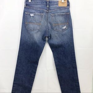 Abercrombie & Fitch Jeans A & F Skinny Button Fly